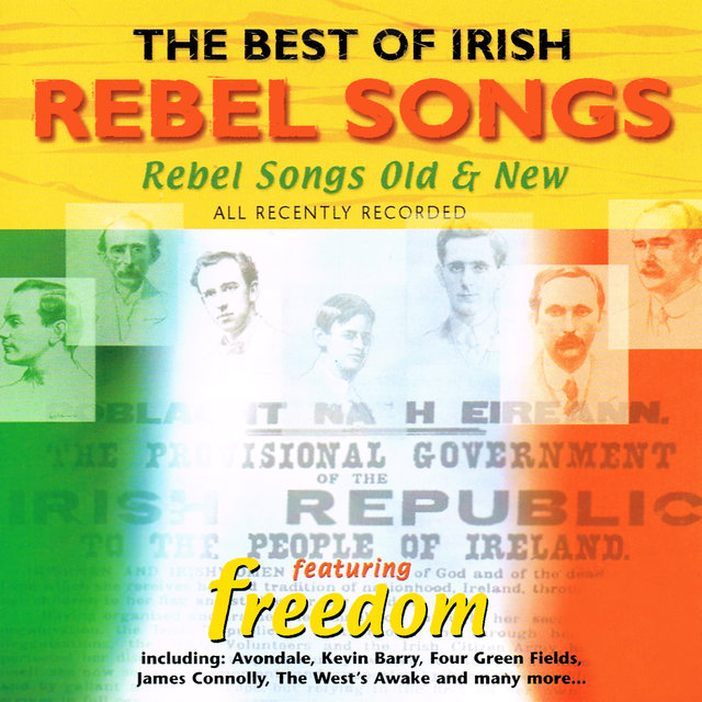 The Best of Irish Rebel Songs