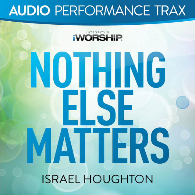 Nothing Else Matters [Audio Performance Trax]
