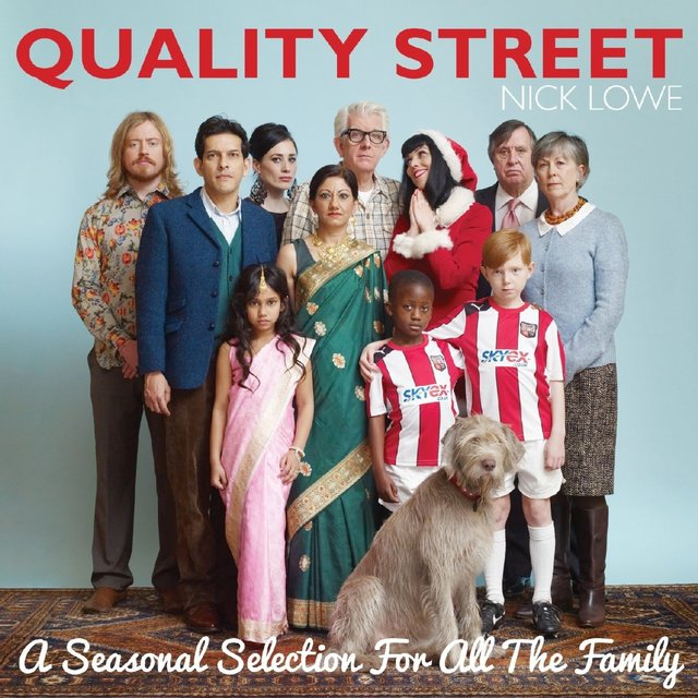 Quality Street: A Seasonal Selection for All the Family (Commentary Version)