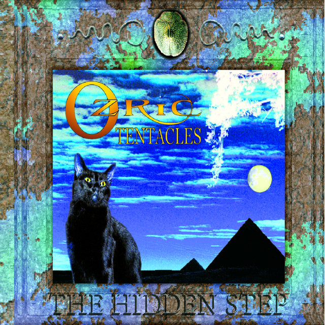 Cover art for album The Hidden Step by Ozric Tentacles