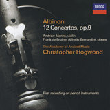 Albinoni: Concerto a 5 in A ,Op.9, No.4 for Violin, Strings, and Continuo - 1. Allegro