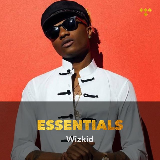 Cover art for album Wizkid Essentials by TIDAL
