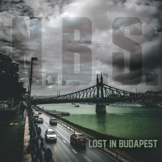Cover art for album Lost in Budapest by N.B.S.