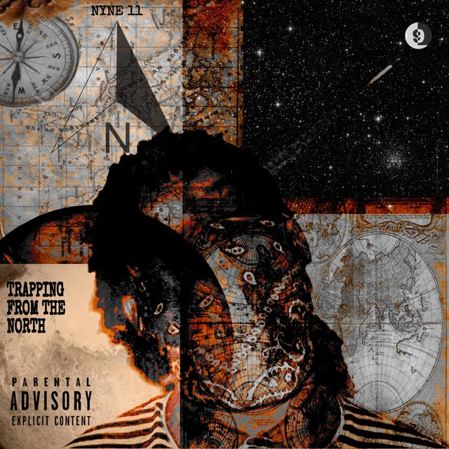 Cover art for album Trapping from the North by NYNE 11