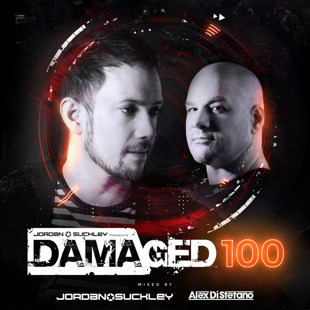 Damaged 100 mixed by Jordan Suckley & Alex Di Stefano