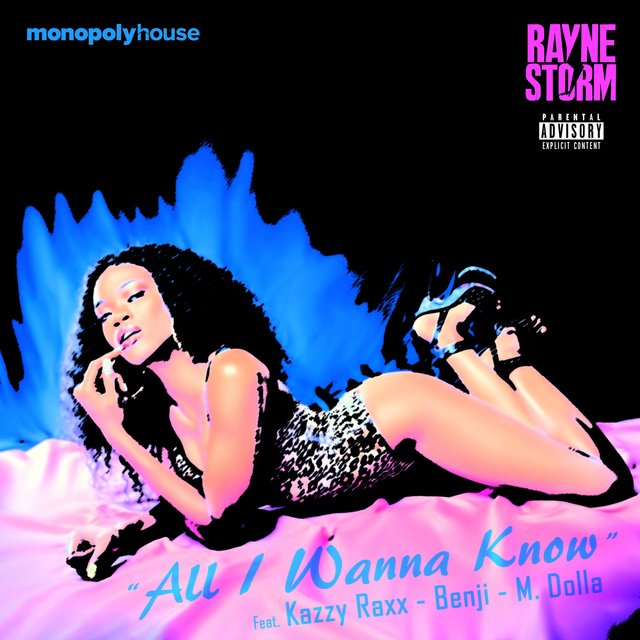 All I Wanna Know (feat. Kazzy Raxx, Benji & M. Dolla)