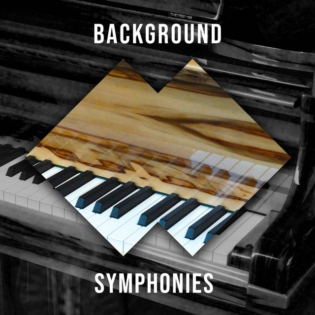 Reflective Background Piano Symphonies