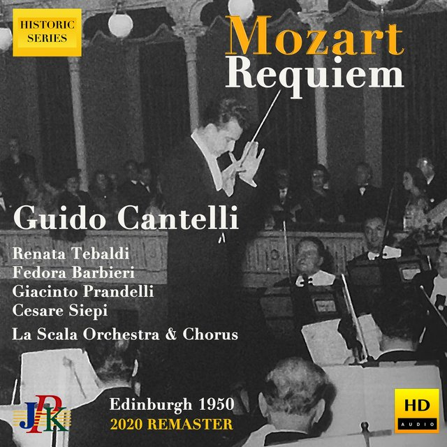 Mozart: Requiem in D Minor, K. 626 (Remastered 2020)