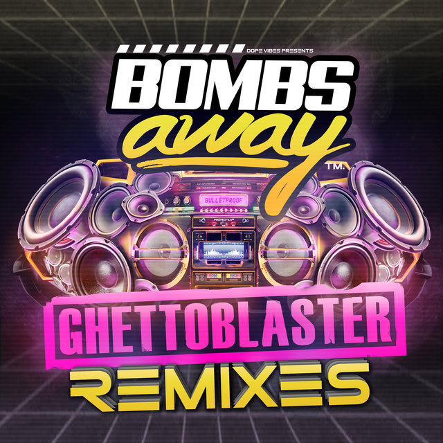 Ghetto Blaster (Remixes)