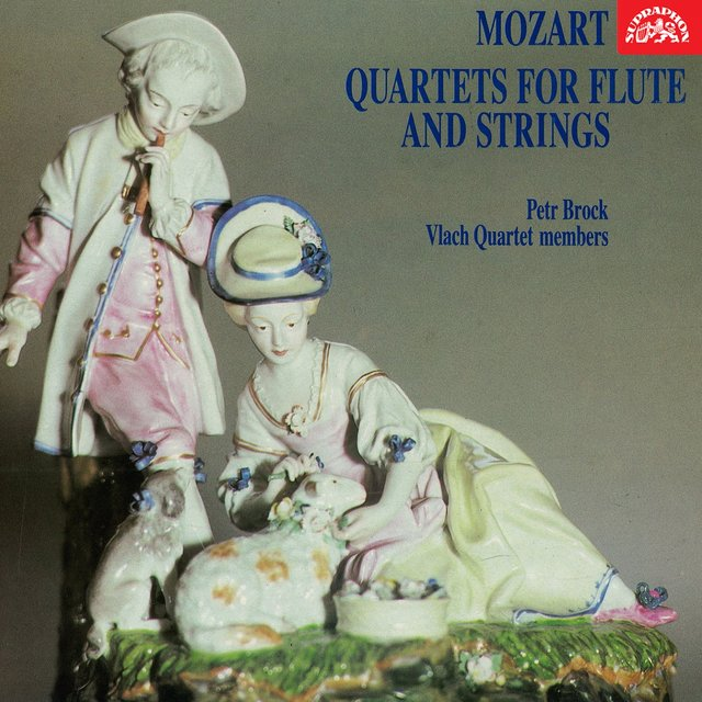 Mozart: Quartets for Flute and Strings
