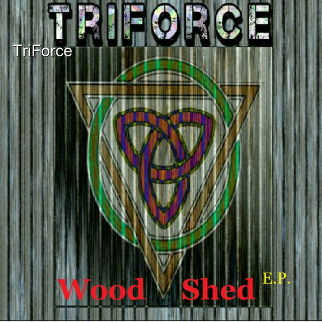 Tri-Force - Woodshed E.P. (Woodshed Mix)