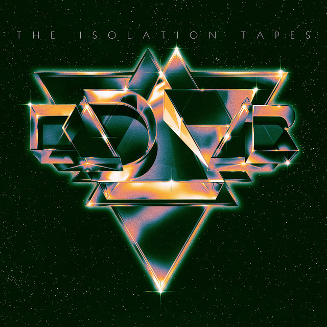 Cover art for album The Isolation Tapes by Kadavar