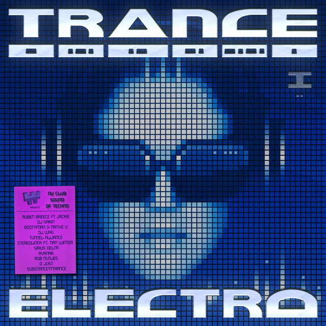 Trance Electro - Nu Club Sound Of Techno (Vol. 1)