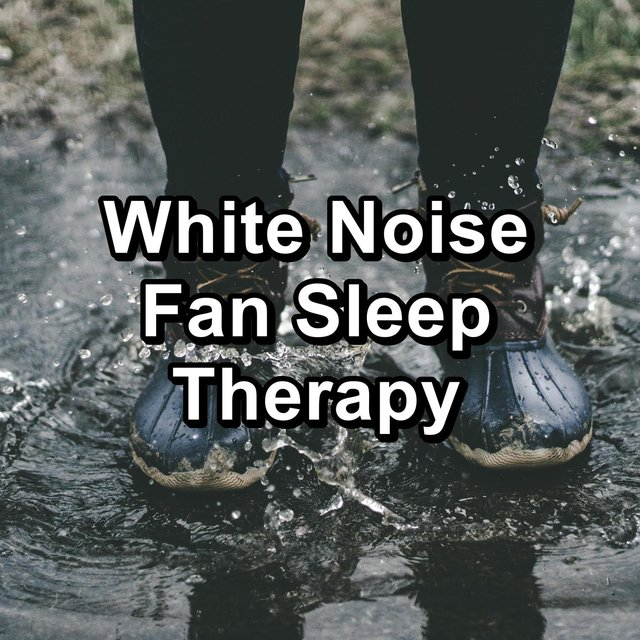 White Noise Fan Sleep Therapy
