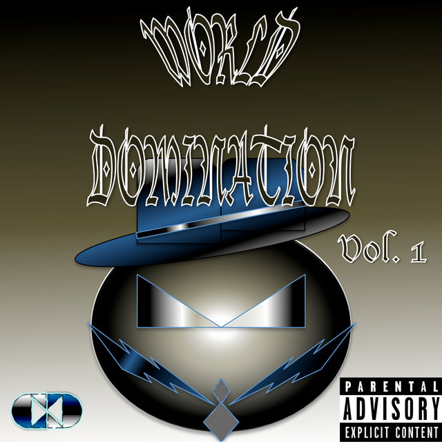 Cover art for album World Domination Vol. 1 [Explicit] by Various Artists