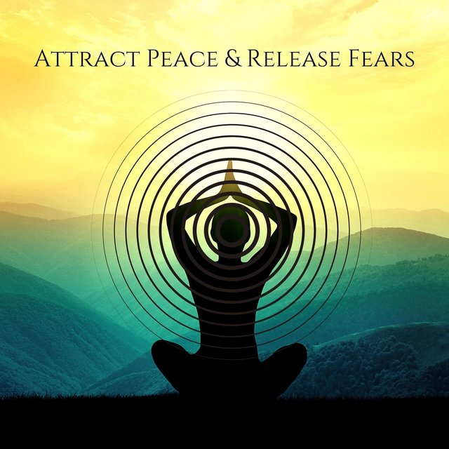 Attract Peace & Release Fears: 432 Hz Cleanse Destructive Energy, Binaural Beats & Healing Meditation