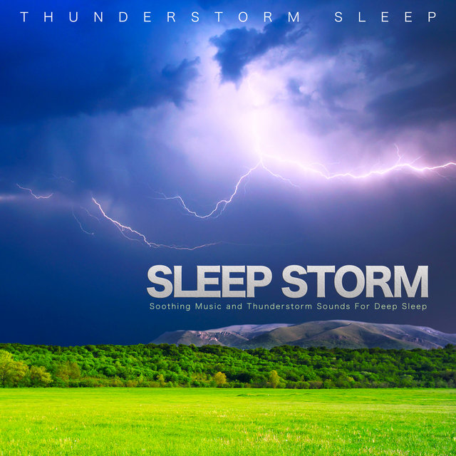 Sleep Journey: Soothing Music and Thunderstorm Sounds For Deep Sleep