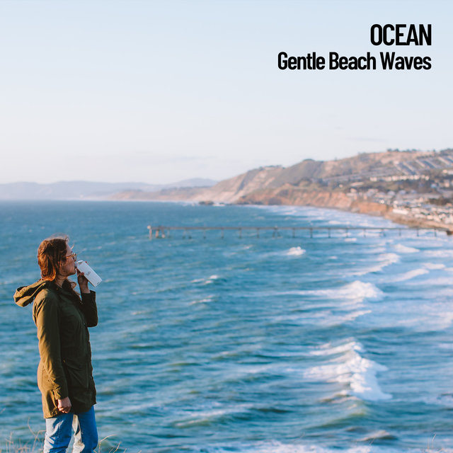 Ocean: Gentle Beach Waves