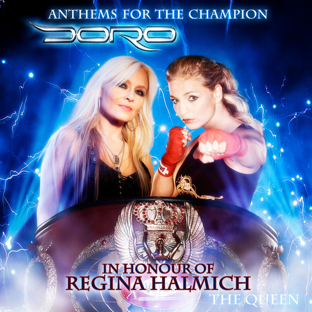 Anthems for the Champions - The Queen