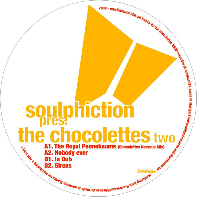 Soulphiction Presents the Chocolettes, Pt. 2