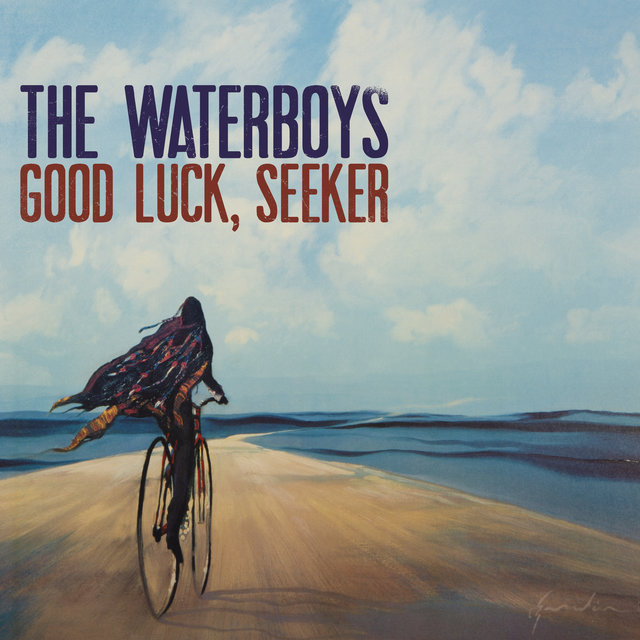 Cover art for album Good Luck, Seeker (Deluxe) by The Waterboys