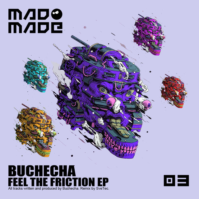 Feel The Friction EP