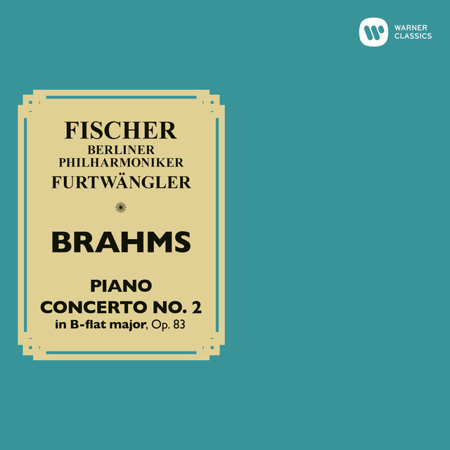 Brahms: Piano Concerto No. 2, Op. 83 (Live at Berliner Philharmonie, 1942)