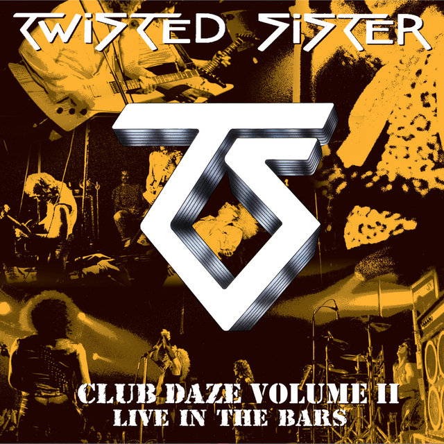 Club Daze Volume II, Live In The Bars (Studio Recordings And Live In Long Island, NY/1979)