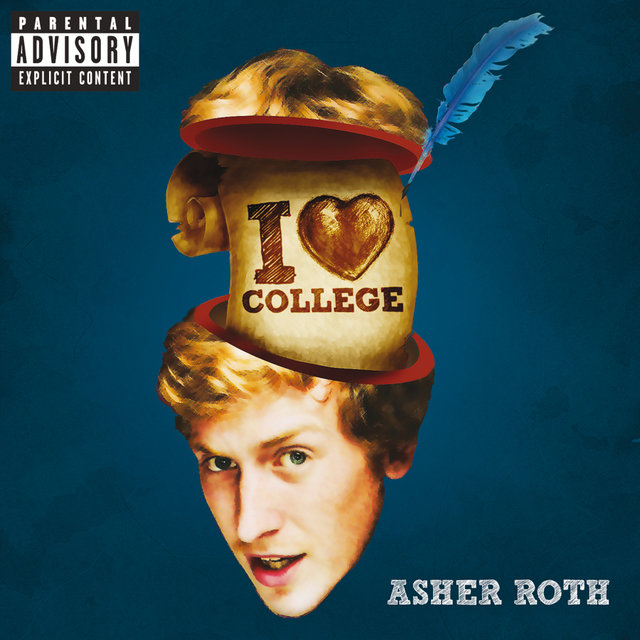 I Love College (German 2 Track Single)