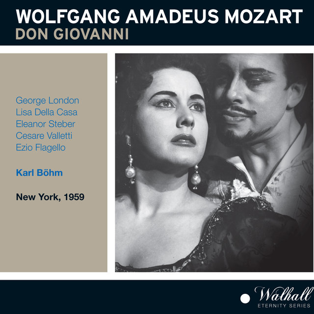 Mozart: Don Giovanni, K. 527 (Recorded 1959)