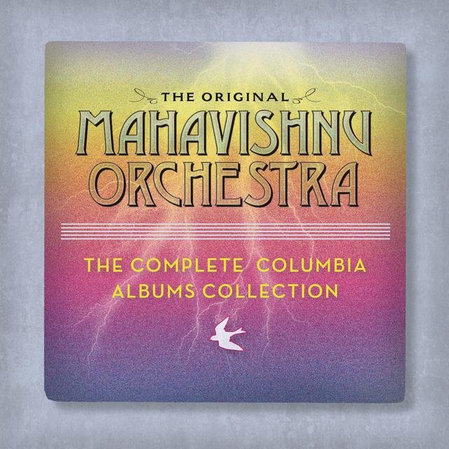 The Complete Original Mahavishnu Orchestra Columbia Albums Collection