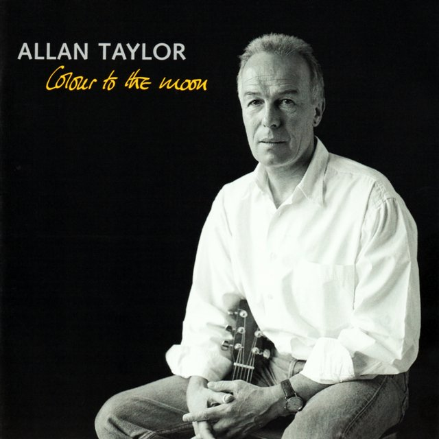 Cover art for album Colour to the Moon by Allan Taylor