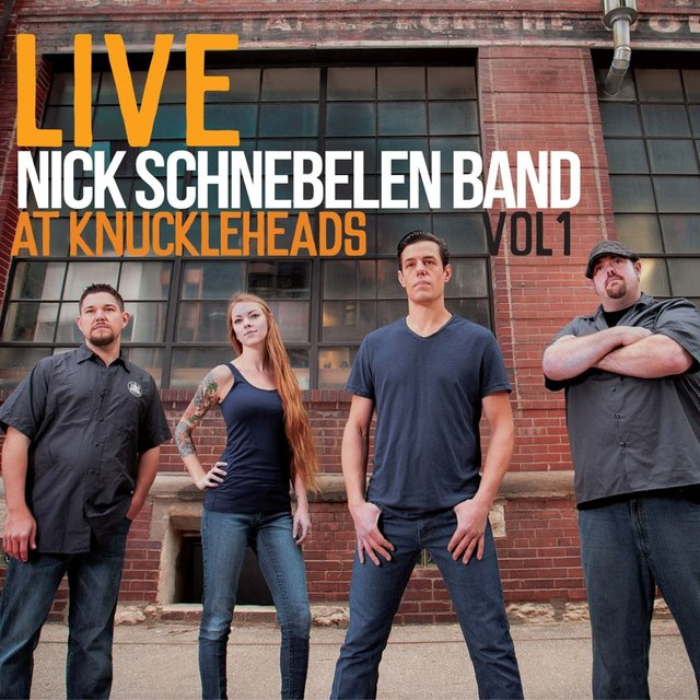 Live at Knuckleheads, Vol. 1