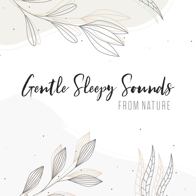 Gentle Sleepy Sounds from Nature - 15 Soothing Melodies for Insomnia, Ambient New Age Music, Nature Sounds Relaxation, Lucid Dreaming, Starry Night, Close Your Eyes