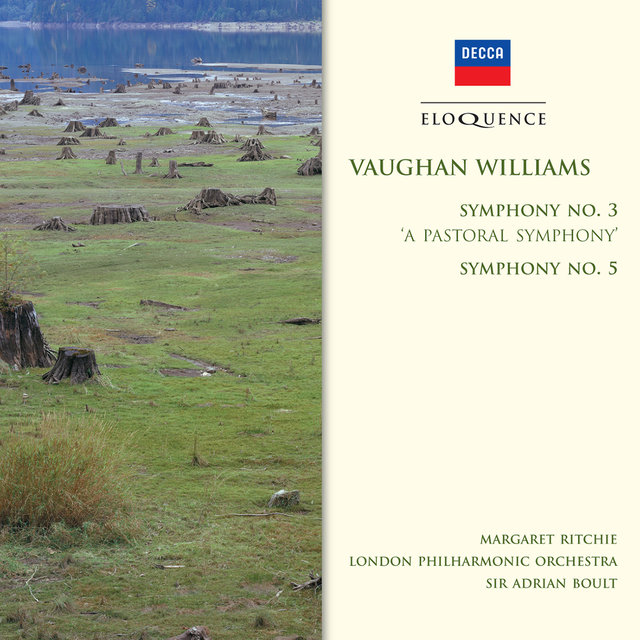 Vaughan Williams: Symphony No.3 -