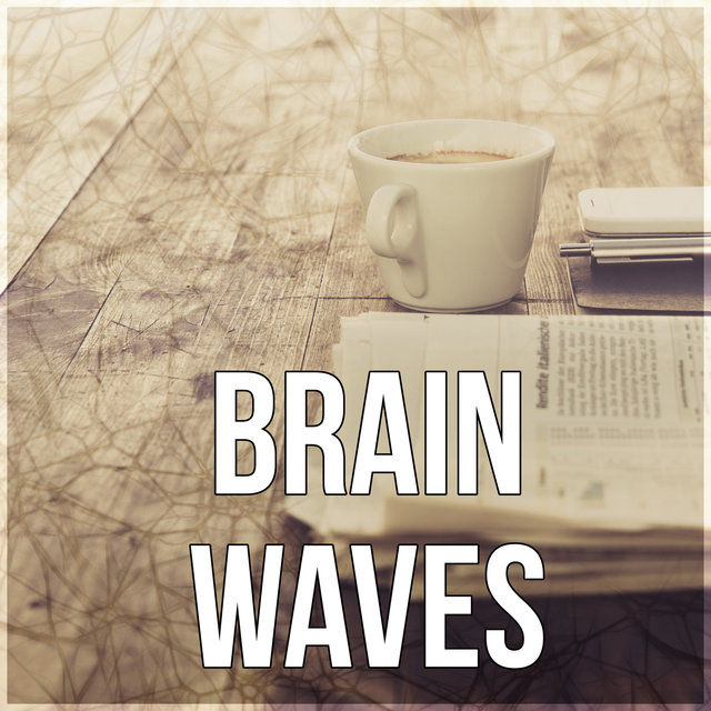 Brain Waves - Calm Background Music for Homework, Instrumental Music for Concentration