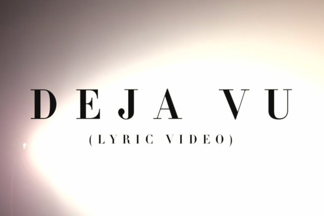 Deja vu (Official Lyric Video)
