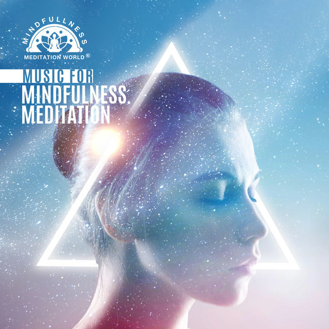 Music for Mindfulness Meditation. Mindful Breathing, Sit Down, Close Your Eyes, Concentrate