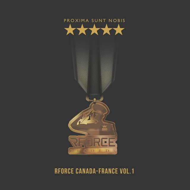 R Force Canada & France, vol. 1