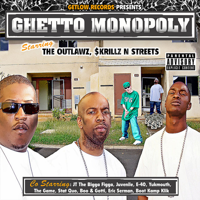 Get Low Records Presents Ghetto Monopoly