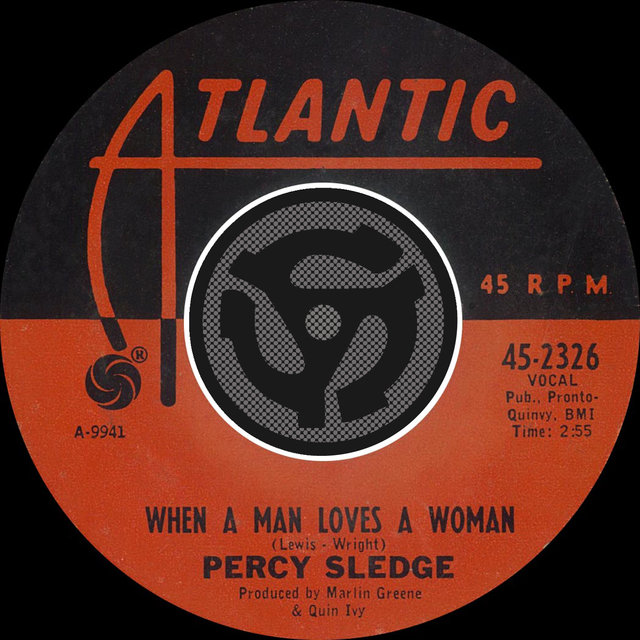 When A Man Loves A Woman / Love Me Like You Mean It [Digital 45]