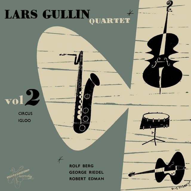 Lars Gullin Quartet Vol.2
