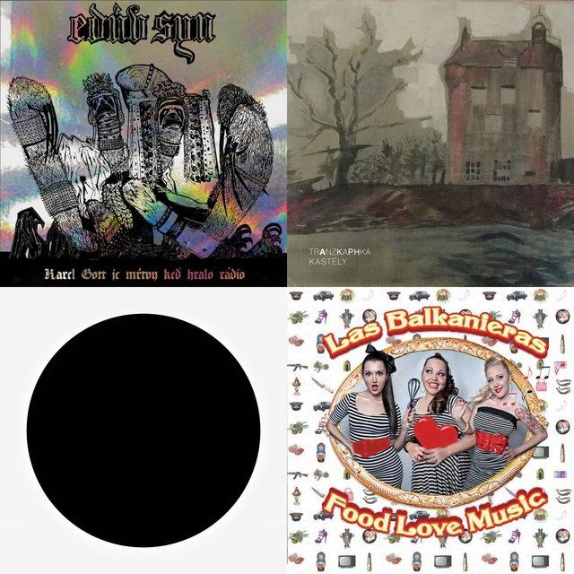 Cover art for album Hudba cez O2: Okolo sveta za 34 pesničiek by User
