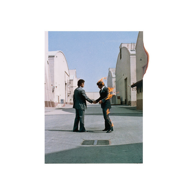 Cover art for album  by Pink Floyd