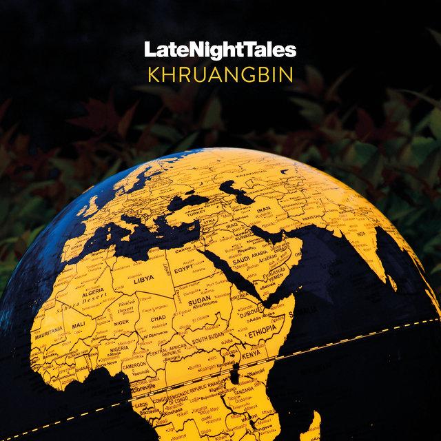 Cover art for album Late Night Tales: Khruangbin by Khruangbin