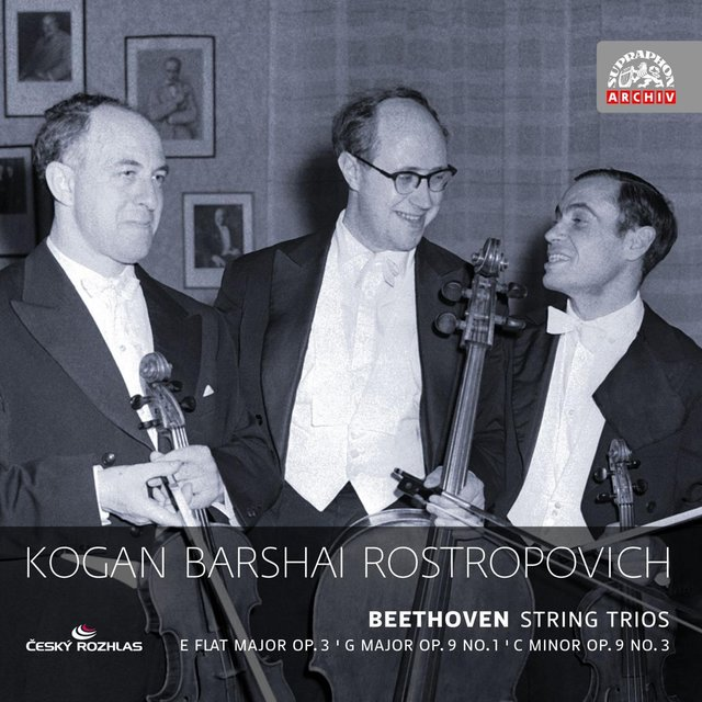 Beethoven: String Trios. Russian Masters
