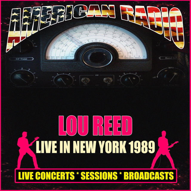 Live in New York 1989