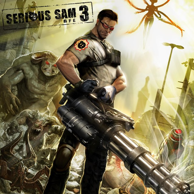 Serious Sam 3 (Video Game Soundtrack)