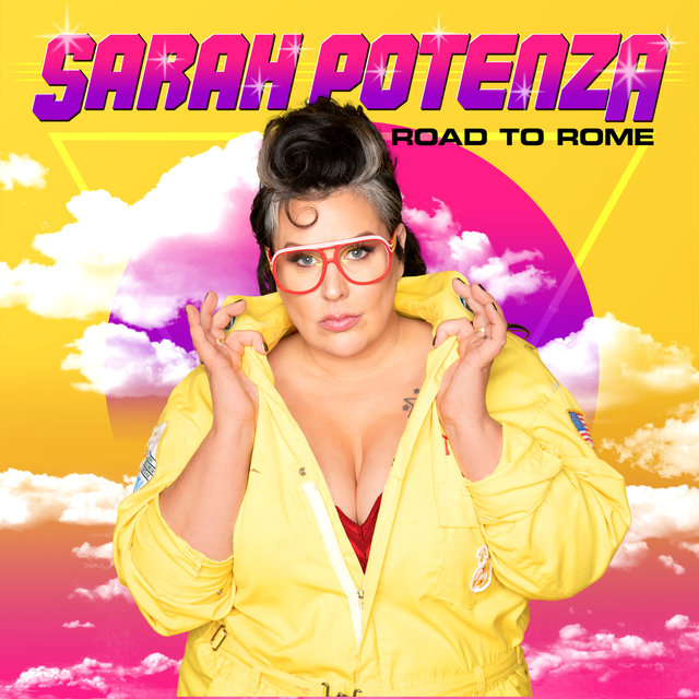 Cover art for album Road to Rome by Sarah Potenza