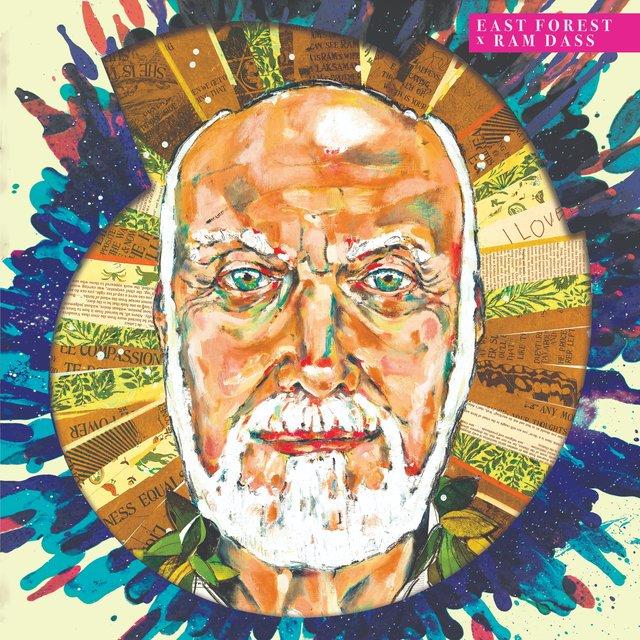 Cover art for album Ram Dass by East Forest, Ram Dass